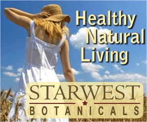 Healthy Natural Living - 300x250