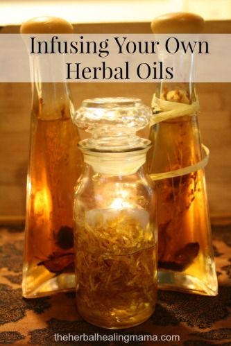 Infusing Your Own Oils Herbal Oil Infusion The Herbal