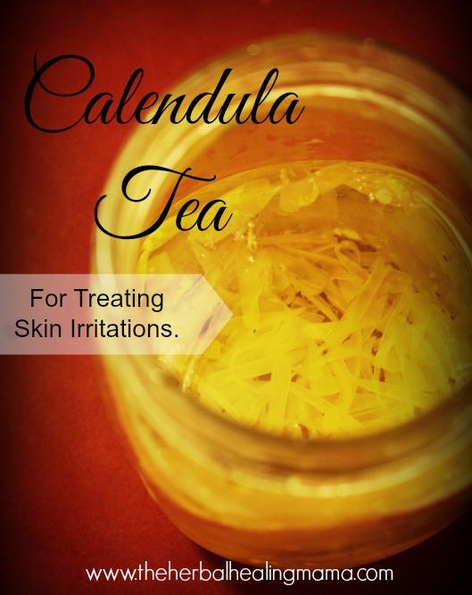 Calendula Tea