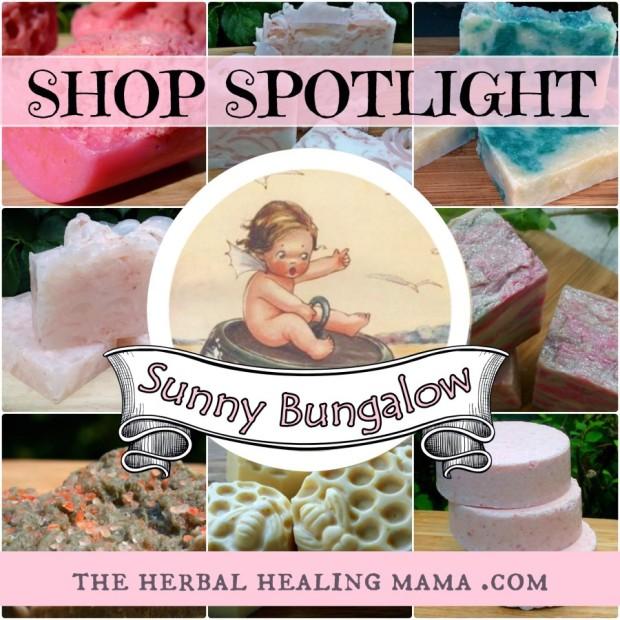 Sunny Bungalow Shop Spotlight
