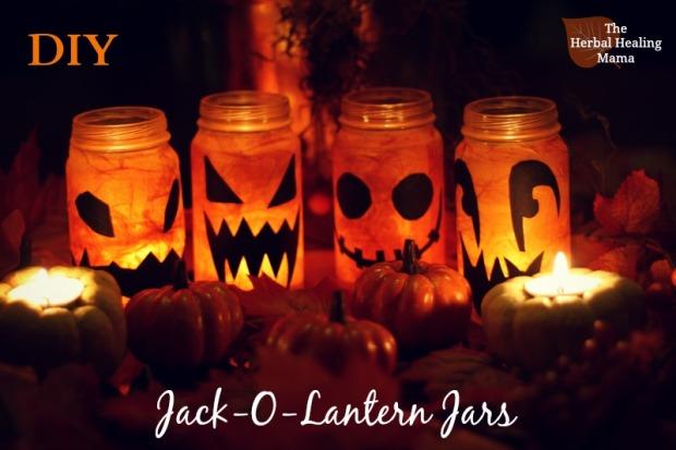 DIY Jack-O-Lanterns