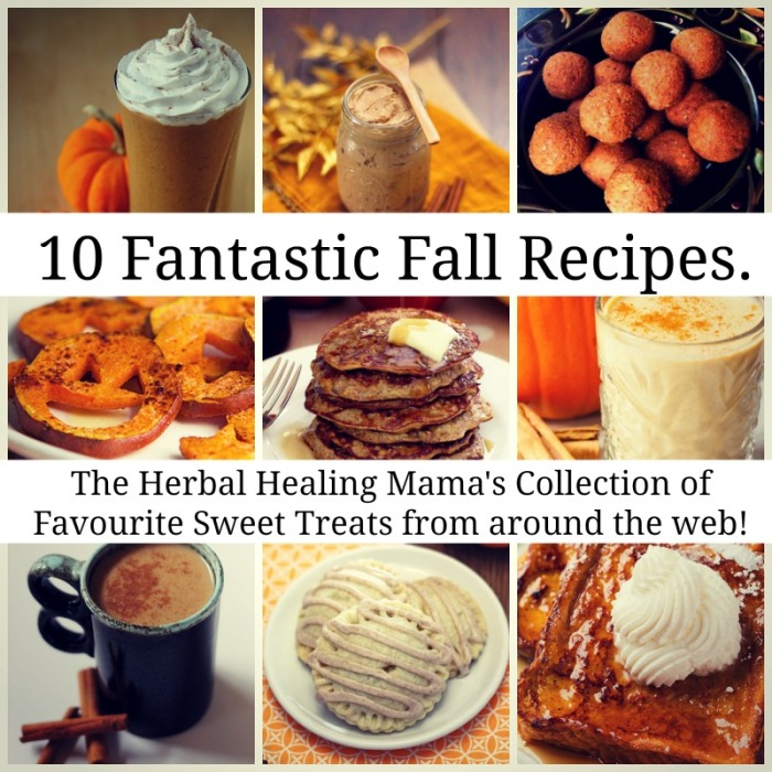 Favourite Fall Recipes