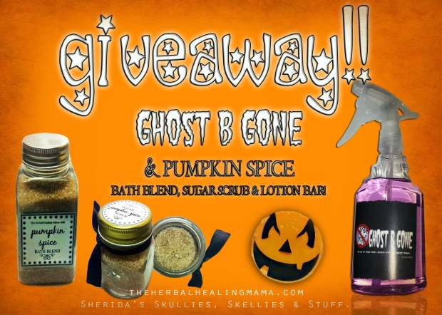 GIVEAWAY October 2014