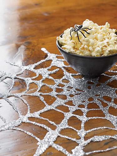glittery-webs