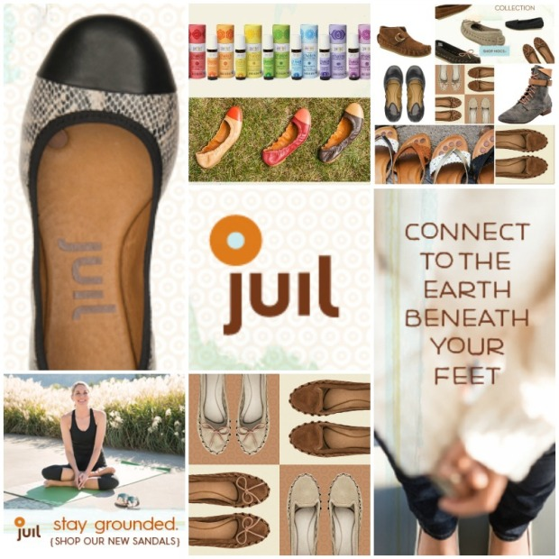 Juil - Earthing Shoes - Connect With the Earth