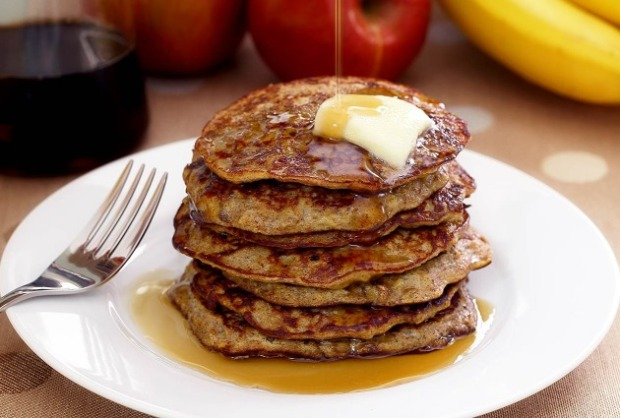 PaleoNewbie-Apple-Banana-Cinnamon-Pancakes-3-1266x850-630x425