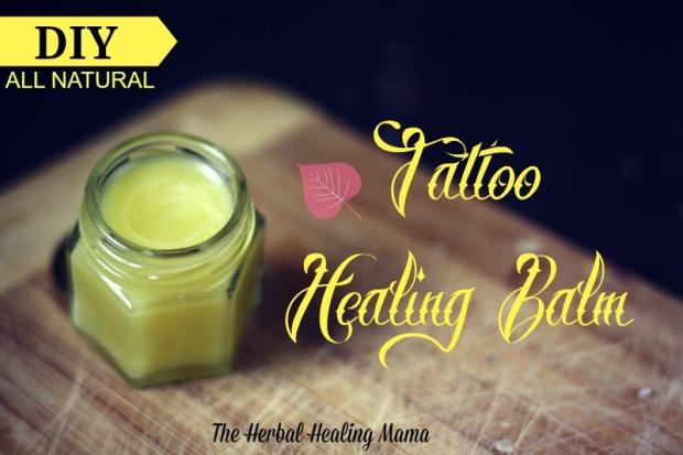 Tattoo Healing Balm