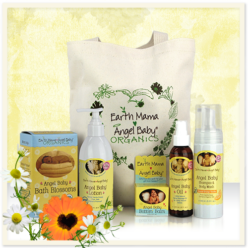 green organic eco baby gifts