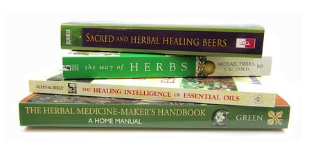 books to learn herbal remedies