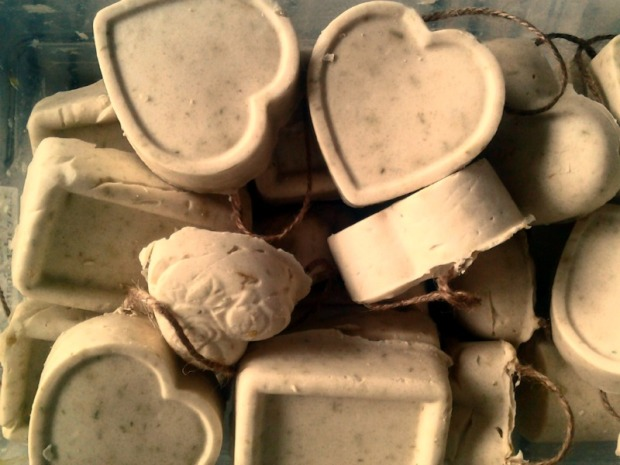 Lavender Goats Milk Soap