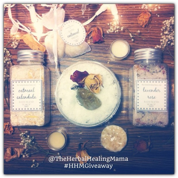 INSTA-GIVEAWAY! The Herbal Healing Mama