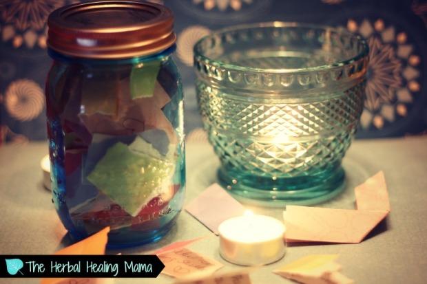 Gratitude Jar DIY