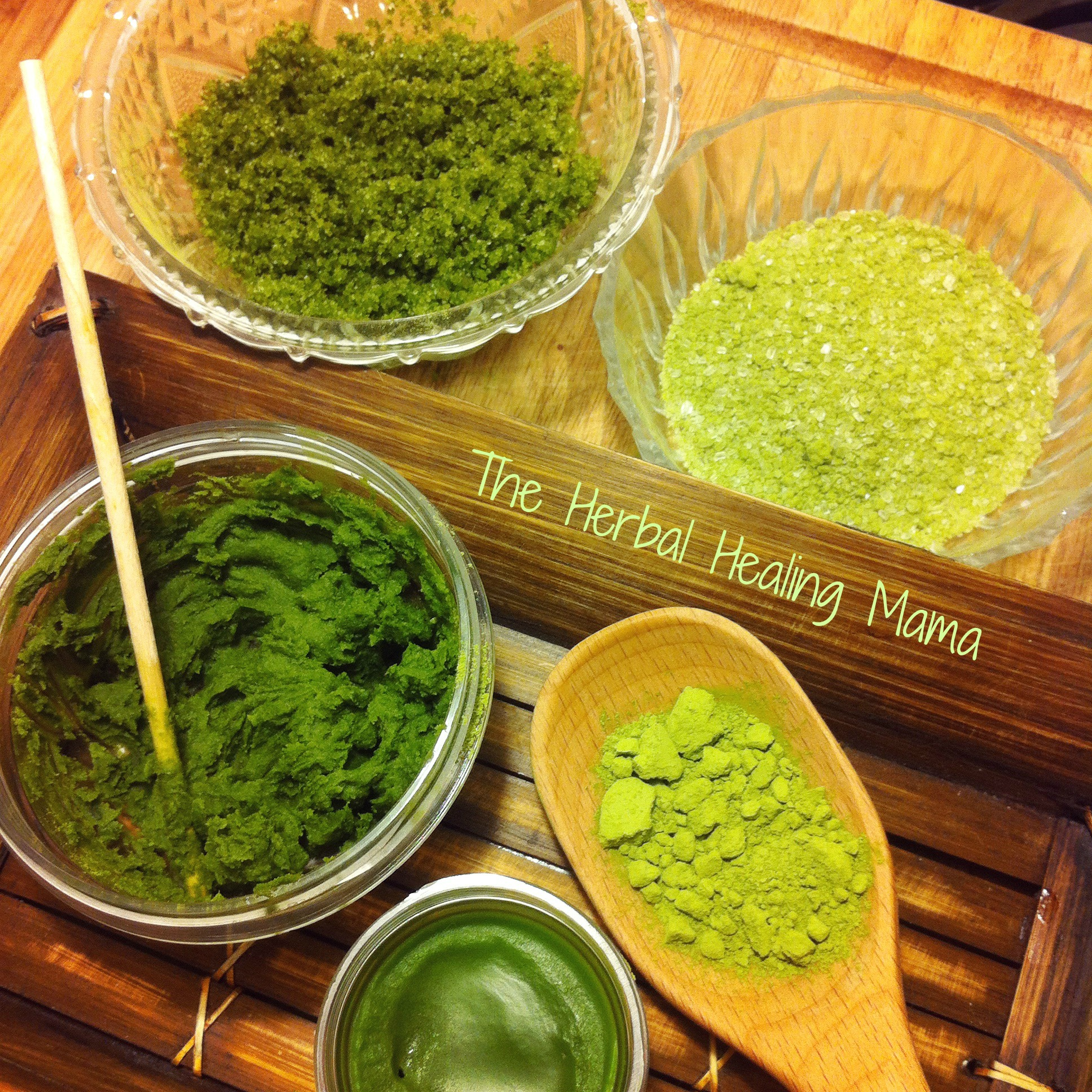 Organic Matcha- Green Tea Powder By Kiss Me Organics