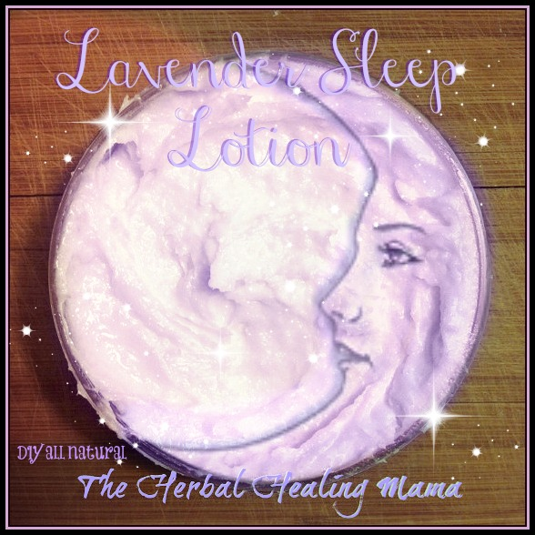 Lavender Sleep Lotion