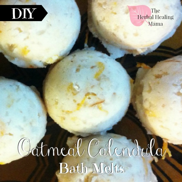 Bath Melts - All Natural -DIY