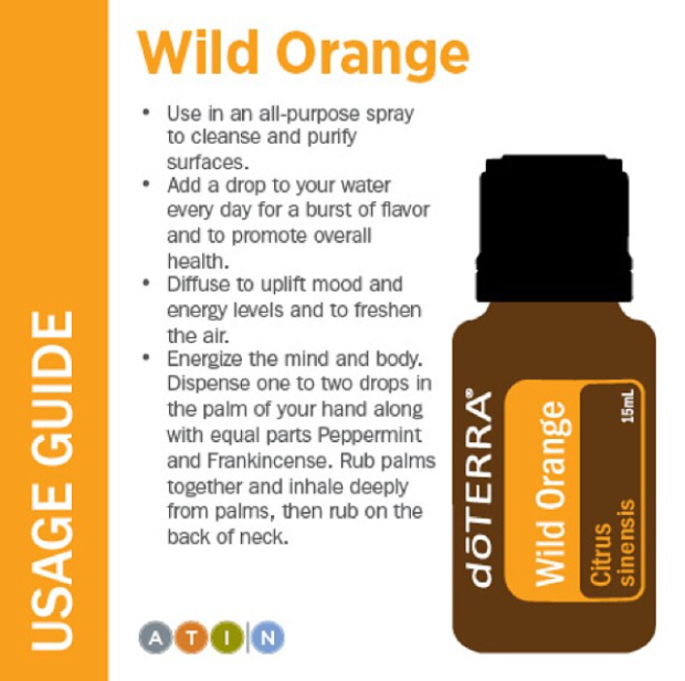 Wild Orange 2