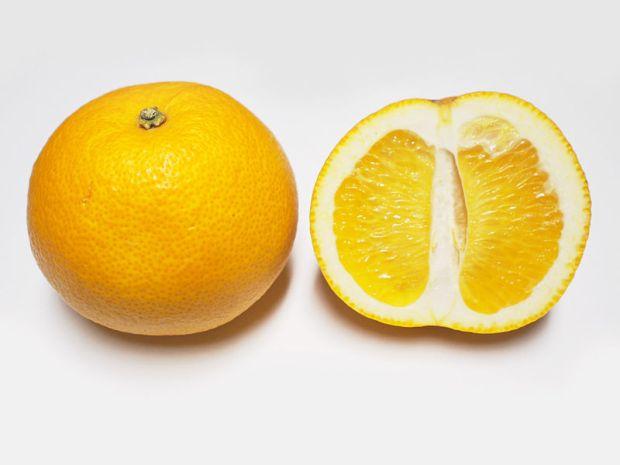 Hassaku_fruit_and_cross_section