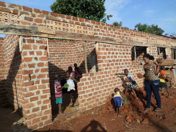 Orphan Home Construction Uganda
