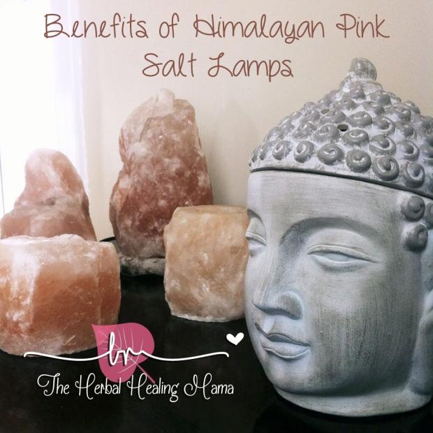 Benefits of Himalayan Pink Salt Lamps