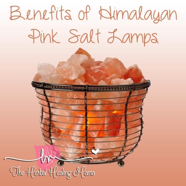 Himalayan Pink Salt Lamps Benefits