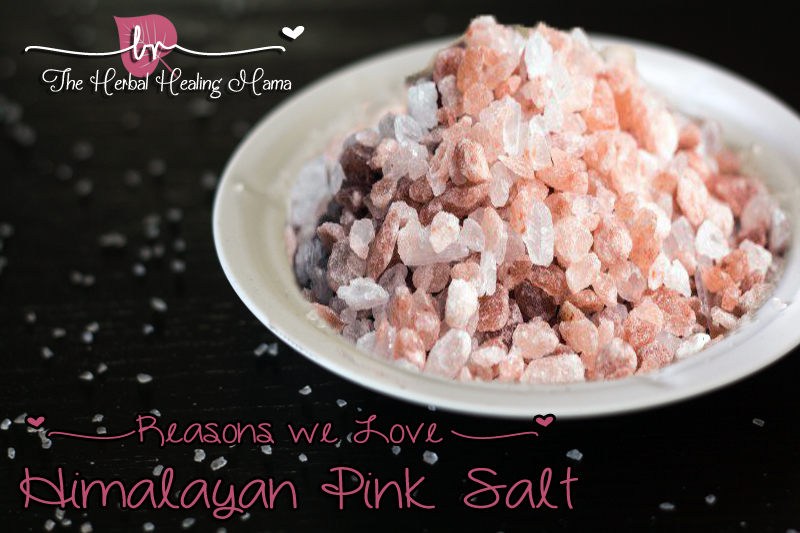 Reasons we Love Himalayan Pink Salt