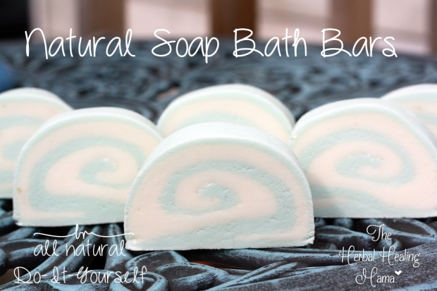 Natural Soap Bath Bars