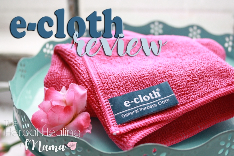 e-cloth - chemical free cleaning