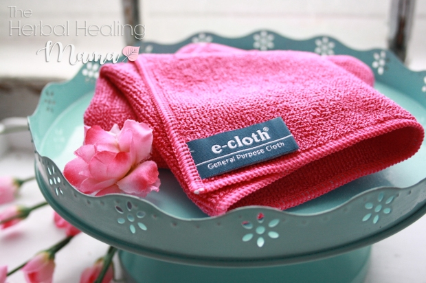 e-cloth - a great product for chemical free cleaning.