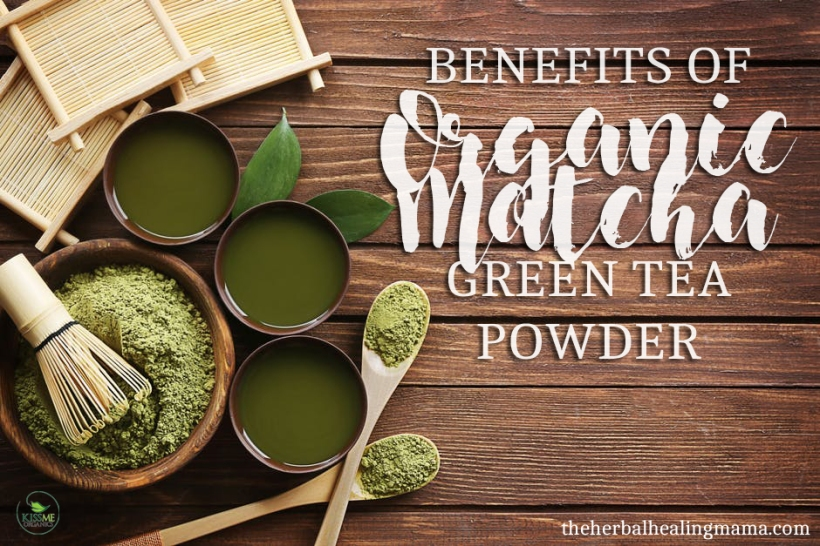 Benefits of Organic Matcha Green Tea Powder