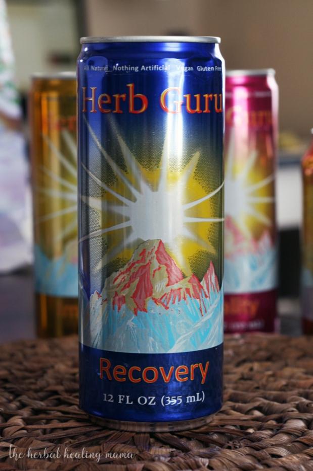 Herb Guru Brand Recovery