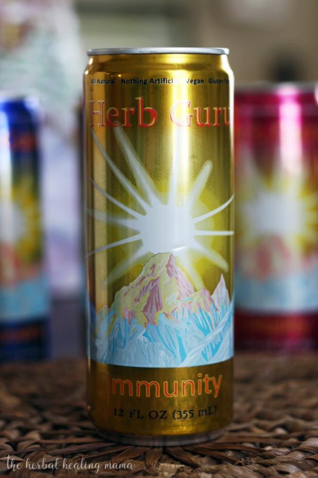 Herb Guru Brand Immunity