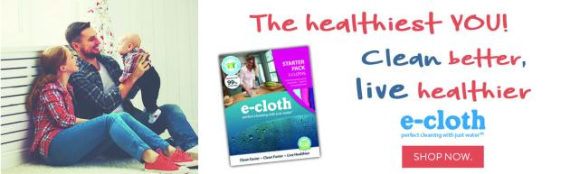 ECLOTH - Natural cleaning with ecloth